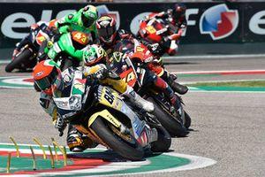 Marco Bussolotti, Rosso Corsa Edard e Massimo Roccoli, Gas Racing Team