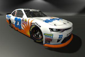 Spencer Gallagher, GMS Racing, Chevrolet Camaro