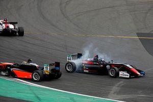 Jüri Vips, Motopark Dallara F317 - Volkswagen, Keyvan Andres, Van Amersfoort Racing Dallara F317 - Mercedes-Benz