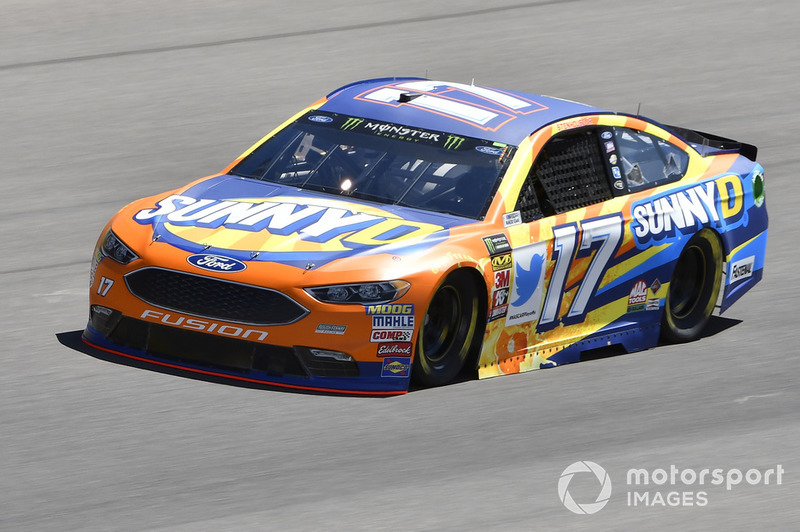 14. Ricky Stenhouse Jr., Roush Fenway Racing, Ford Fusion SunnyD