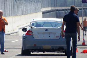 Subaru WRX STI, Top Run