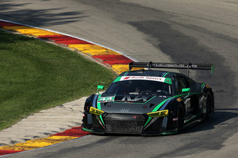 #44 Magnus Racing Audi R8 LMS GT3, GTD - John Potter, Andy Lally