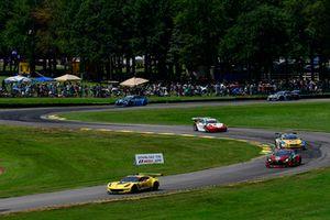 #4 Corvette Racing Chevrolet Corvette C7.R, GTLM - Oliver Gavin, Tommy Milner, #15 3GT Racing Lexus RCF GT3, GTD - Jack Hawksworth, David Heinemeier Hansson