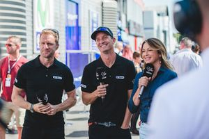Suzi Perry, Colin Edwards, Neil Hodgson, BT Sport