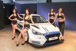 Hyundai i30 N TCR, Indigo Racing
