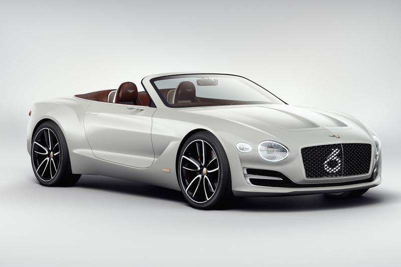 Bentley EXP12 Speed 6