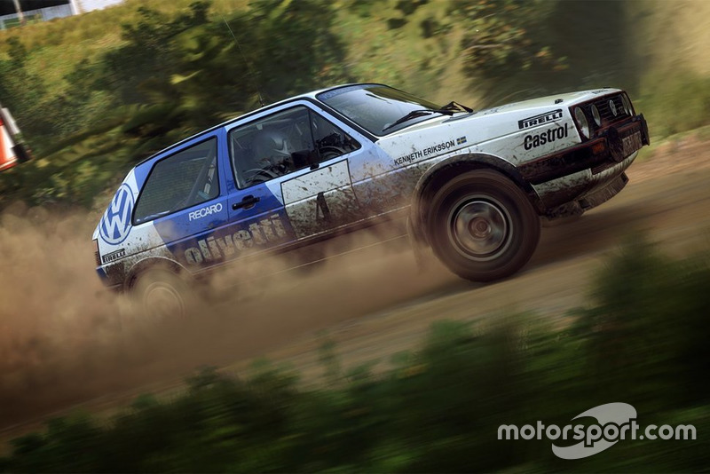Captura de pantalla del DiRT Rally 2.0