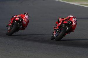 Francesco Bagnaia, Ducati Team Jack Miller, Ducati Team
