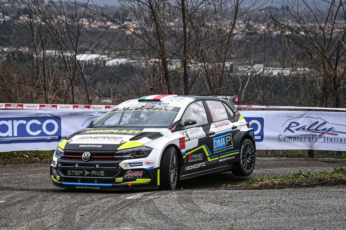 Marco Signor, Francesco Pezzoli, Volkswagen Polo GTI R5
