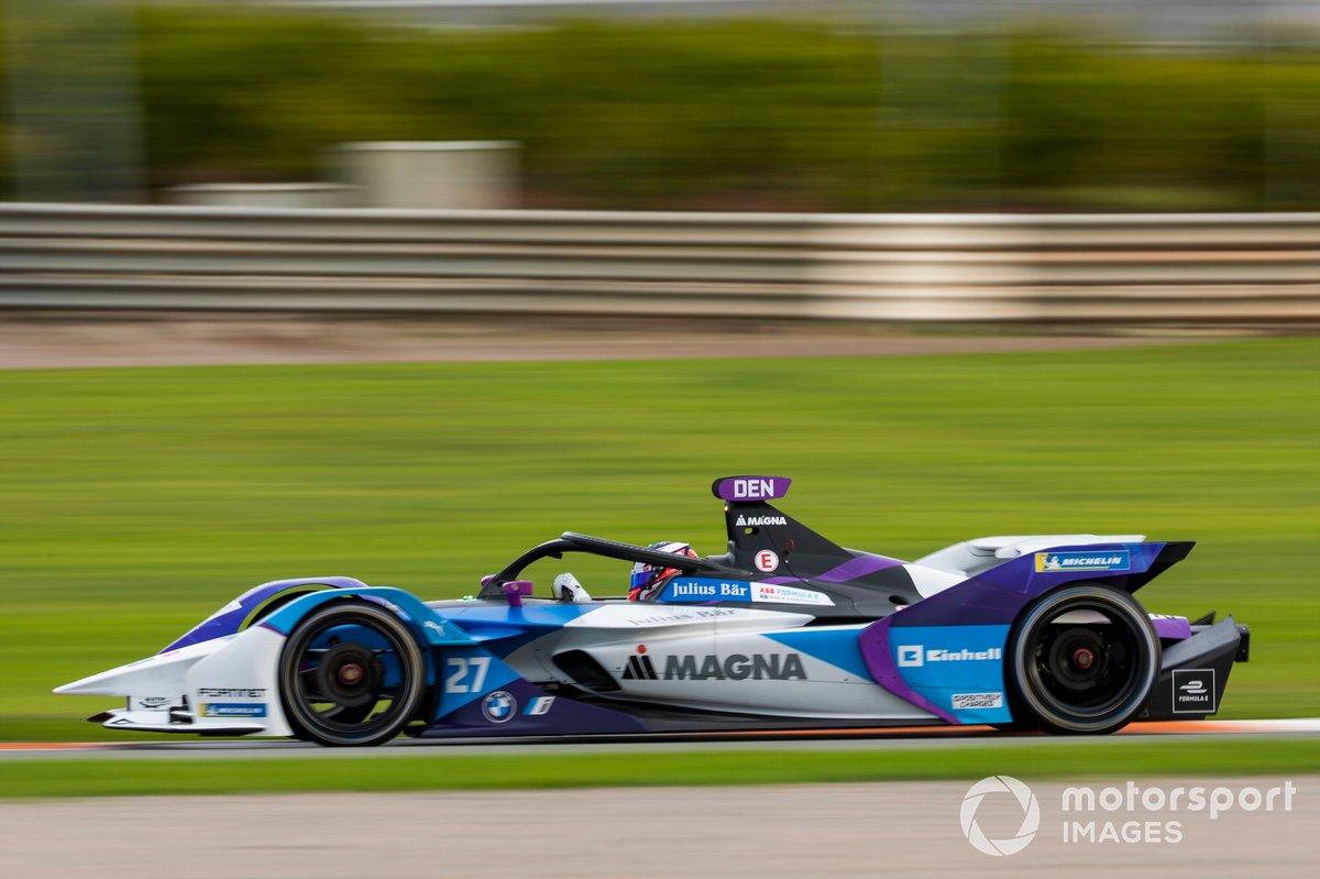 #27 - Jake Dennis (Team: BMW-Andretti, Antrieb: BMW)