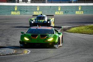 #19 GRT Grasser Racing Team Lamborghini Huracan GT3, GTD: Misha Goikhberg, Franck Perera, Albert Costa, Tim Zimmermann