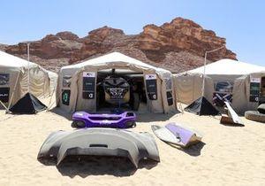 X44 pit tent
