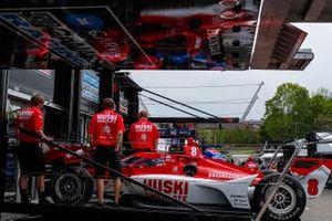 Marcus Ericsson, Chip Ganassi Racing Honda team