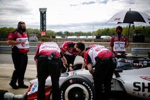 Takuma Sato, Rahal Letterman Lanigan Racing Honda crew members