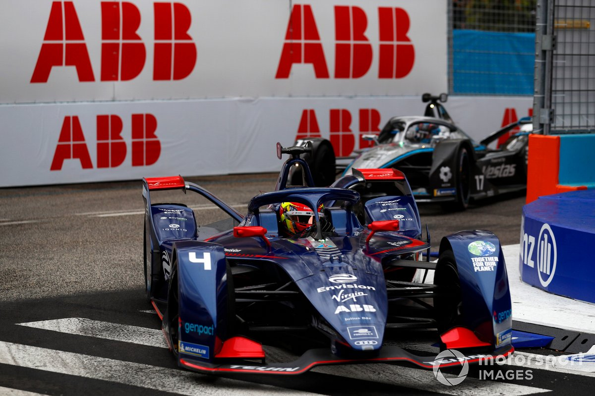 Robin Frijns, Envision Virgin Racing, Audi e-tron FE07, Nyck de Vries, Mercedes Benz EQ, EQ Silver Arrow 02