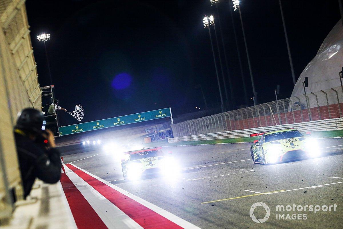 #97 Aston Martin Racing Aston Martin Vantage AMR: Richard Westbrook, Maxime Martin