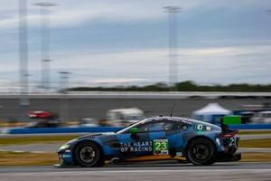 #23 Heart of Racing Team Aston Martin Vantage GT3, GTD: Ian James, Darren Turner, Ross Gunn, Roman De Angelis