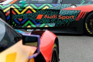Audi R8 LMS GT3, Audi Sport