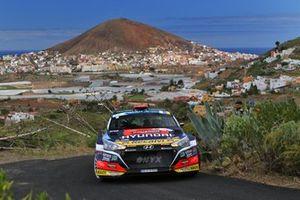 José Antonio Suárez, Alberto Iglesias Pin, Hyundai i20 R5