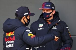 Max Verstappen, Red Bull Racing, Sergio Perez, Red Bull Racing