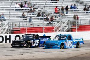 Ryan Truex, Niece Motorsports, Chevrolet Silverado, Timothy Peters, Rackley W.A.R., Chevrolet Silverado Rackley Roofing