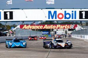 #8 Tower Motorsport ORECA LMP2 07, LMP2: John Farano, Gabriel Aubry, Tim Buret
