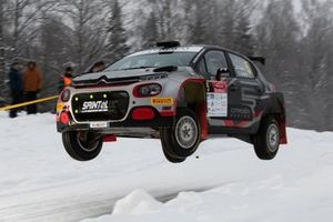 Roland Poom, Darren Garrod, Citroen C3 Rally2