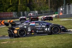 #41 Target Racing, Lamborghini Huracan ST Evo: Raul Guzman, Glenn Van Berlo