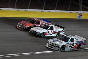 Carson Hocevar, Niece Motorsports, Chevrolet Silverado Circle B Diecast, Cory Roper, Roper Racing, Ford F-150 CMN Hospitals/ Carquest