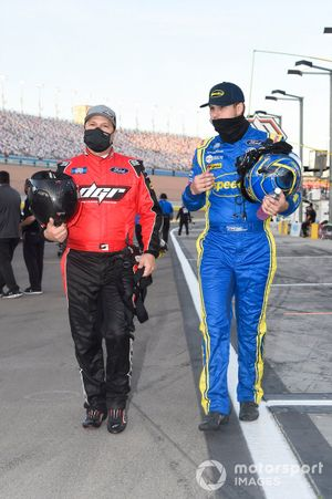 David Gilliland, Team DGR, Ford F-150, Todd Gilliland, Front Row Motorsports, Ford F-150 Speedco