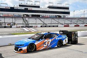 Ryan Preece, JTG Daugherty Racing, Chevrolet Camaro Maxwell House