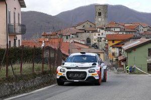 Damiano De Tommaso, Massimo Bizzocchi, Meteco Corse, Citroen C3 R5