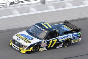 David Gilliland, David Gilliland Racing, Ford F-150 Black's Tire