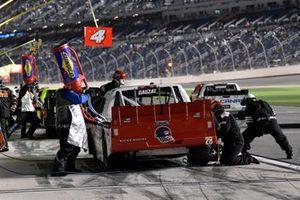 Bryan Dauzat, Jim Rosenblum Racing, Chevrolet Silverado