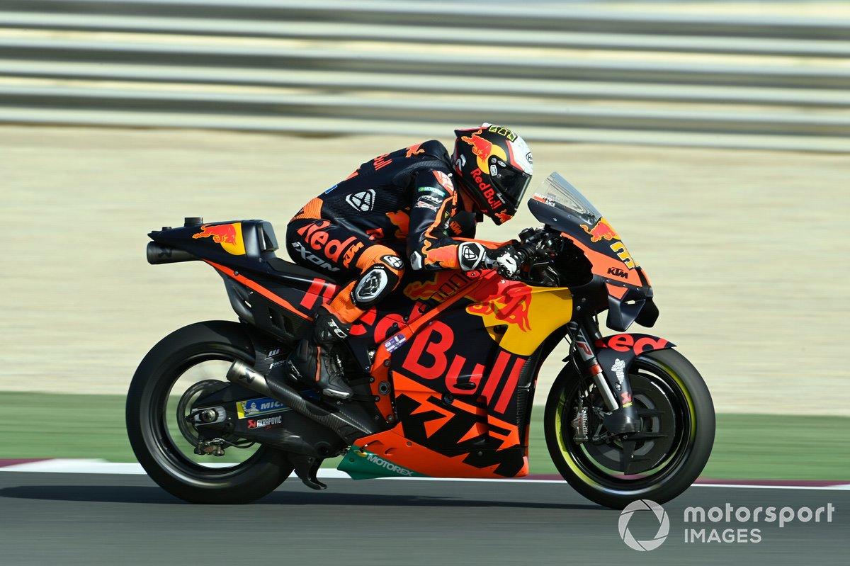 Brad Binder, Red Bull KTM Factory Racing, Qatar