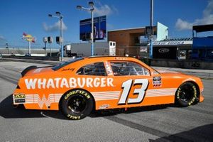 David Starr, Motorsports Business Management, Ford Mustang Whataburger