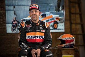 #327 Repsol Rally Team: Txema Villalobos