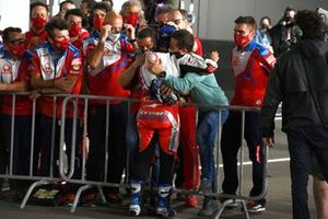 Jorge Martin, Pramac Racing, father, manager