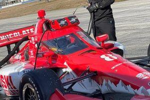 Marcus Ericsson, Chip Ganassi Racing