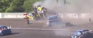 Acidente na Top Race Junior