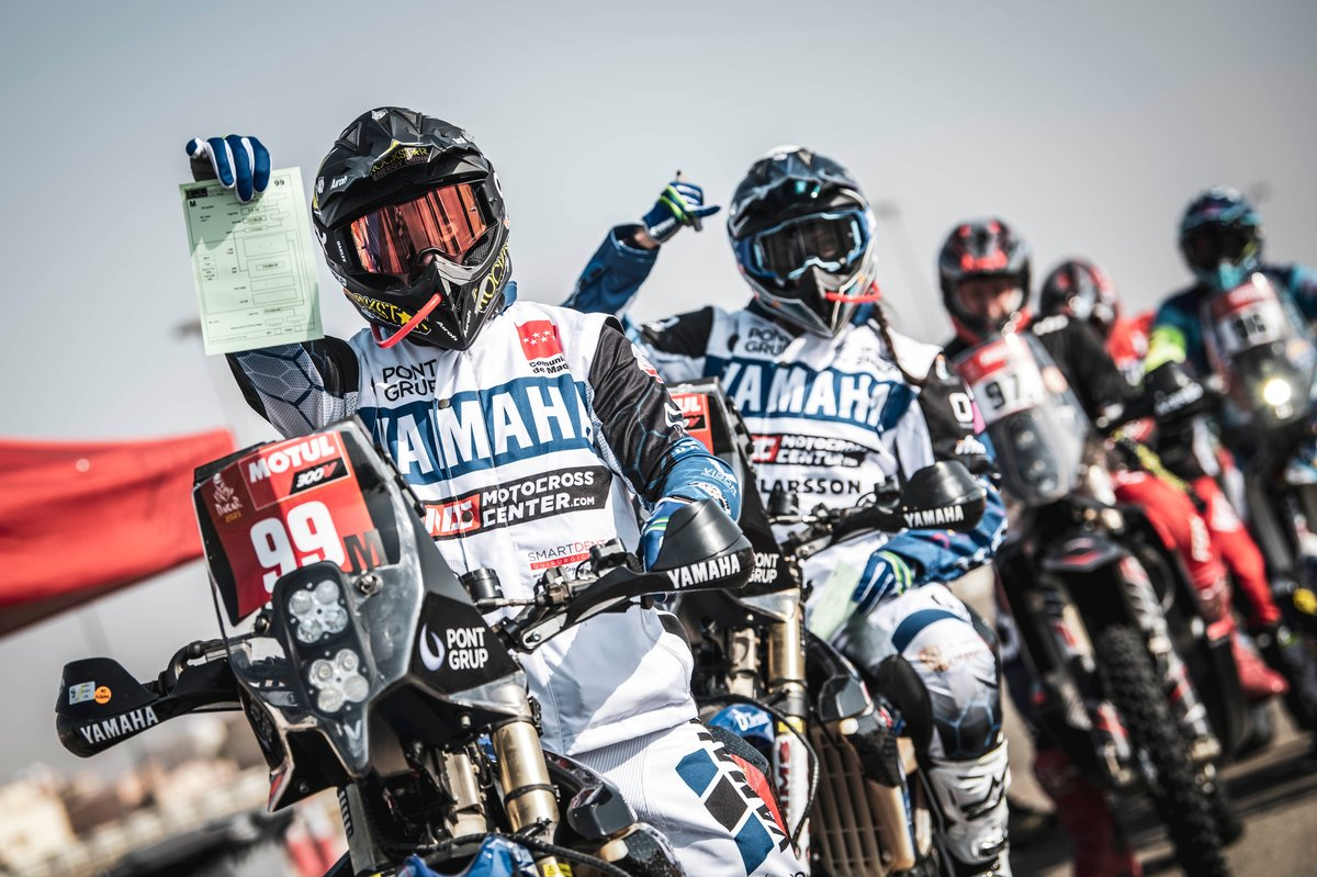 #99 Pont Grup Yamaha: Javier Vega Puerta