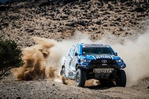 #313 Overdrive Toyota: Erik Van Loon, Sébastien Delaunay
