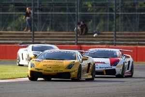 Fabio Babini, Claudio Rossetto, Lamborghini Super Trofeo