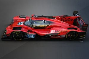 #34 Racing Team Turkey Oreca 07, Salih Yoluç, Charlie Eastwood, Harry Tincknell