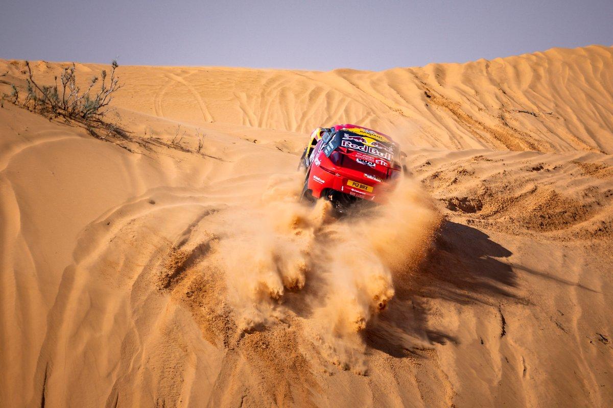 #305 Bahrain Raid Xtreme Hunter: Sebastien Loeb, Daniel Elena