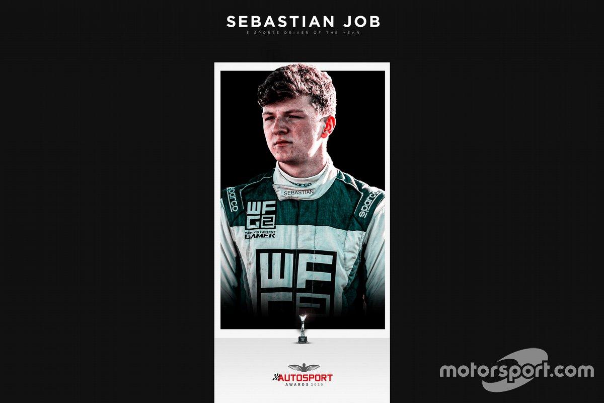Sebastian Job Autosport Awards