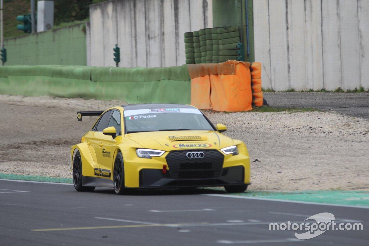 Carlotta Fedeli, Team RC Motorsport, Audi RS3 TCR