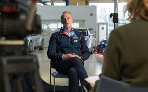 Stefan Philipp Henrich. Director Marketing / PR Hyundai Motorsport