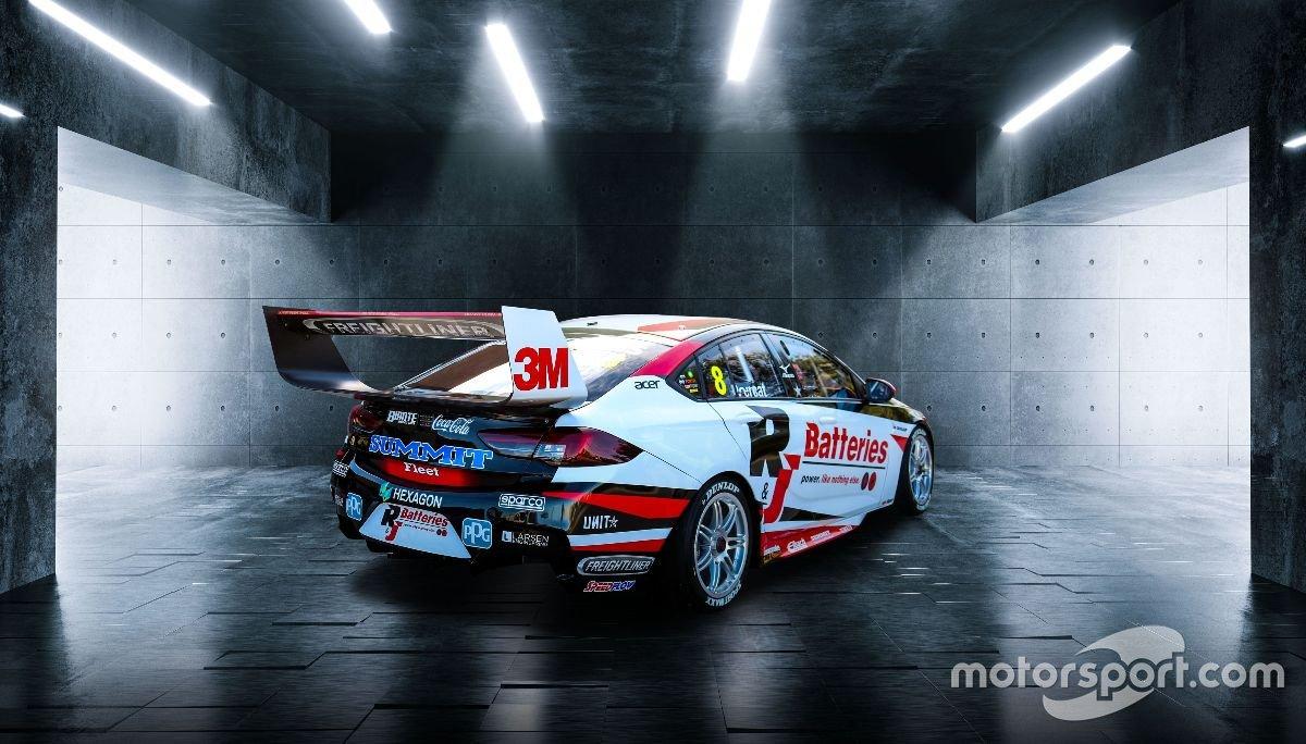 Nick Percat, Brad Jones Racing