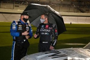 Jason White, Reaume Brothers Racing, Chevrolet Silverado, Johnny Sauter, ThorSport Racing, Toyota Tundra Vivitar/RealTree